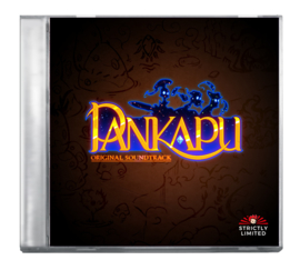 Pankapu Double-CD (Soundtrack) (NEW)