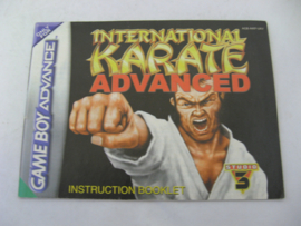 International Karate Advanced *Manual* (UKV)