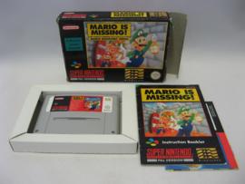 Mario is Missing! (UKV, CIB)
