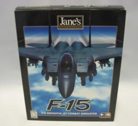 Jane's Combat Simulations F-15 (PC)