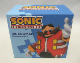 Sonic The Hedgehog - Dr. Eggman Collectable Figure (New)