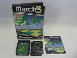 Match 5 (INT, CIB)