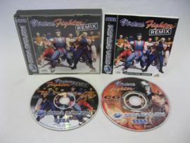 Virtua Fighter Remix incl. CG Portrait Collection (PAL)