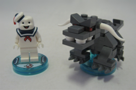 Lego Dimensions - Fun Pack - Ghostbusters - Stay Puft w/ Base