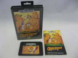 Quackshot Starring Donald Duck (USA)