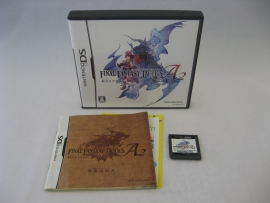 Final Fantasy Tactics A2 (JAP)