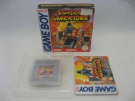Shadow Warriors - Ninja Gaiden (FAH, CIB)