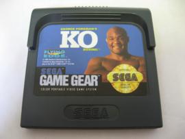George Foreman's KO Boxing (GG)