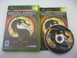 Mortal Kombat Deception (NTSC)