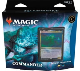 MTG: Kaldheim Commander Deck Phantom Premonition