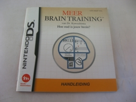Meer Brain Training *Manual* (HOL)