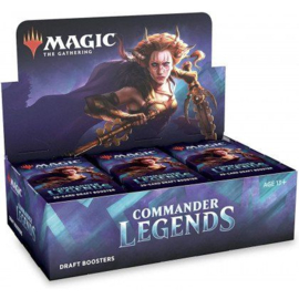 MTG: Commander Legends Booster Pack (1x Booster)