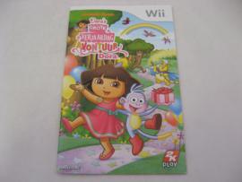 Dora's Grote Verjaardag Avontuur *Manual* (HOL)