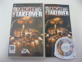 Def Jam Fight for NY - The Takeover (PSP)