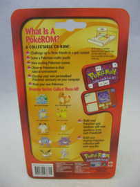 Pokemon PokeROM - Squirtle - Collectible CD-ROM (New)
