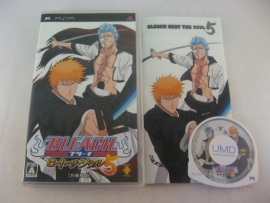 Bleach - Heat the Soul 5 (JAP)
