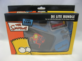 Nintendo DS Lite Bundle - 'The Simpons' Video Game Accessories (New)