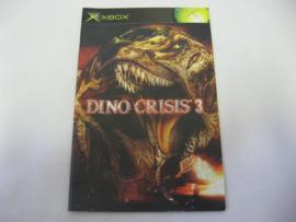 Dino Crisis 3 *Manual* (XBX)