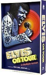 Elvis on Tour: Light Up 3D Wall Art - McFarlane Toys (New)