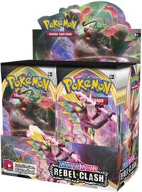 Pokémon TCG: Sword & Shield: Rebel Clash (1x Booster)