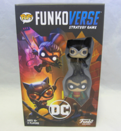 Funkoverse Strategy Game - DC ExpandAlone 101 | Board Game (New)