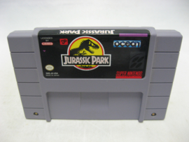 Jurassic Park (NTSC)