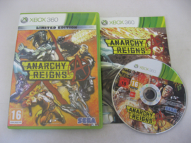 Anarchy Reigns - Limited Edition (360)