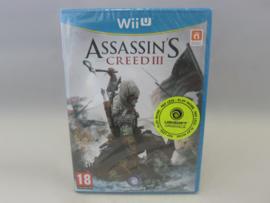 Assassin's Creed III (FAH, Sealed)