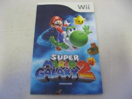 Super Mario Galaxy 2 *Manual* (HOL)