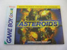 Asteroids *Manual* (UKV)