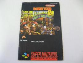 Donkey Kong Country 2 *Manual* (NOE)