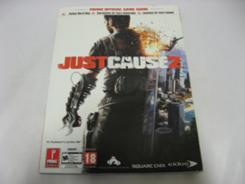 Just Cause 2 - Official Game Guide (Prima)