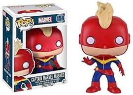 POP! Captain Marvel Masked - Captain Marvel (New)
