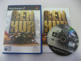 Ben Hur - Blood of Braves (PAL)