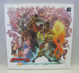 Streets of Rage 4 The Definitive Soundtrack LP (NEW)