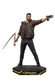 Cyberpunk 2077: Male V - 9.5 inch PVC Statue (New)