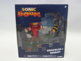 Sonic Boom - Knuckles + Beebot - Action Figures (New)