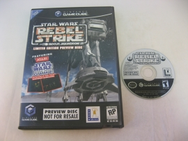 Star Wars Rogue Squadron III Limited Edition Preview Disc (USA)