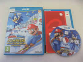 Mario & Sonic op de Olympische Winterspelen Sotsji 2014 (HOL)