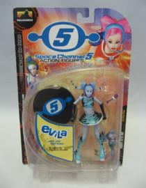 Space Channel 5 - Evila - Action Figure (New)