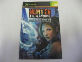 Hunter the Reckoning - Redeemer *Manual* (XBX)