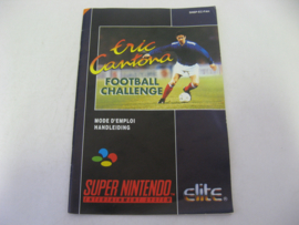 Eric Cantona Football Challenge *Manual* (FAH)