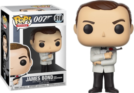 POP! James Bond From Goldfinger - James Bond (New)