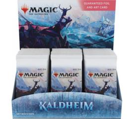 MTG: Kaldheim Set Booster Pack (1x Booster)