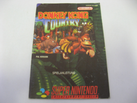 Donkey Kong Country *Manual* (NOE)
