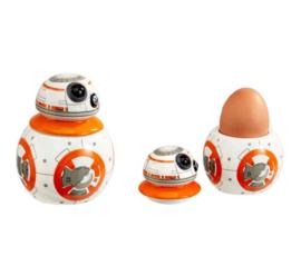 Star Wars: BB-8 Ceramic Egg Cup (New)