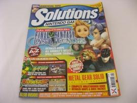 Solutions Nintendo GameCube Magazine #16