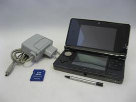Nintendo 3DS 'Cosmos Black'