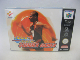 International Track & Field - Summer Games (EUR, Sealed)