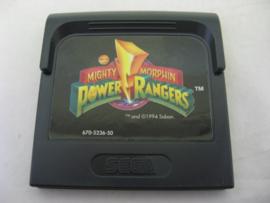 Mighty Morphin Power Rangers (GG)